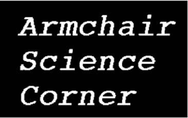 Armchair Science Corner